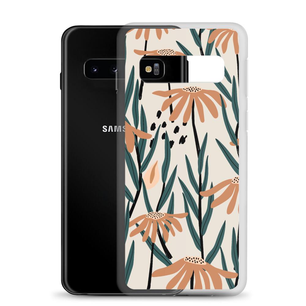 Samsung Handyhülle  (Daisy Vintage)