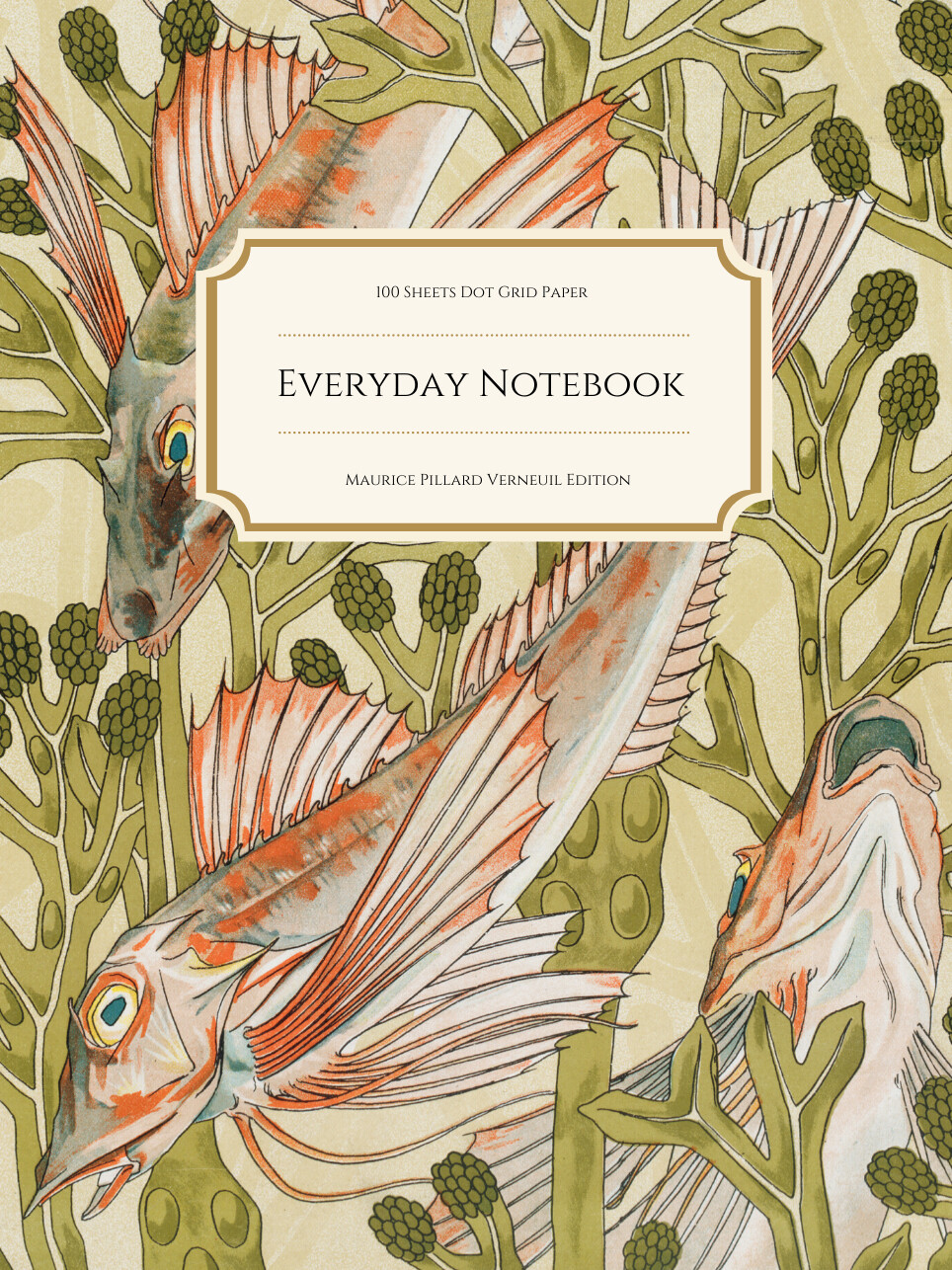 Everyday Notebook (Maurice Pillard Verneuil Edition)