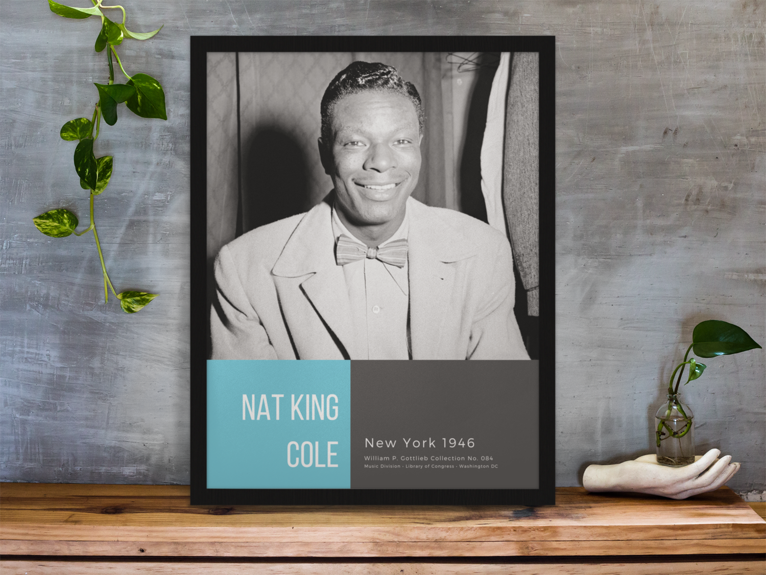 Nat King Cole, New York 1946