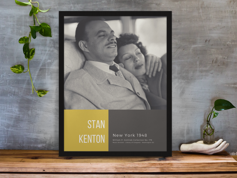 Stan Kenton, New York 1948