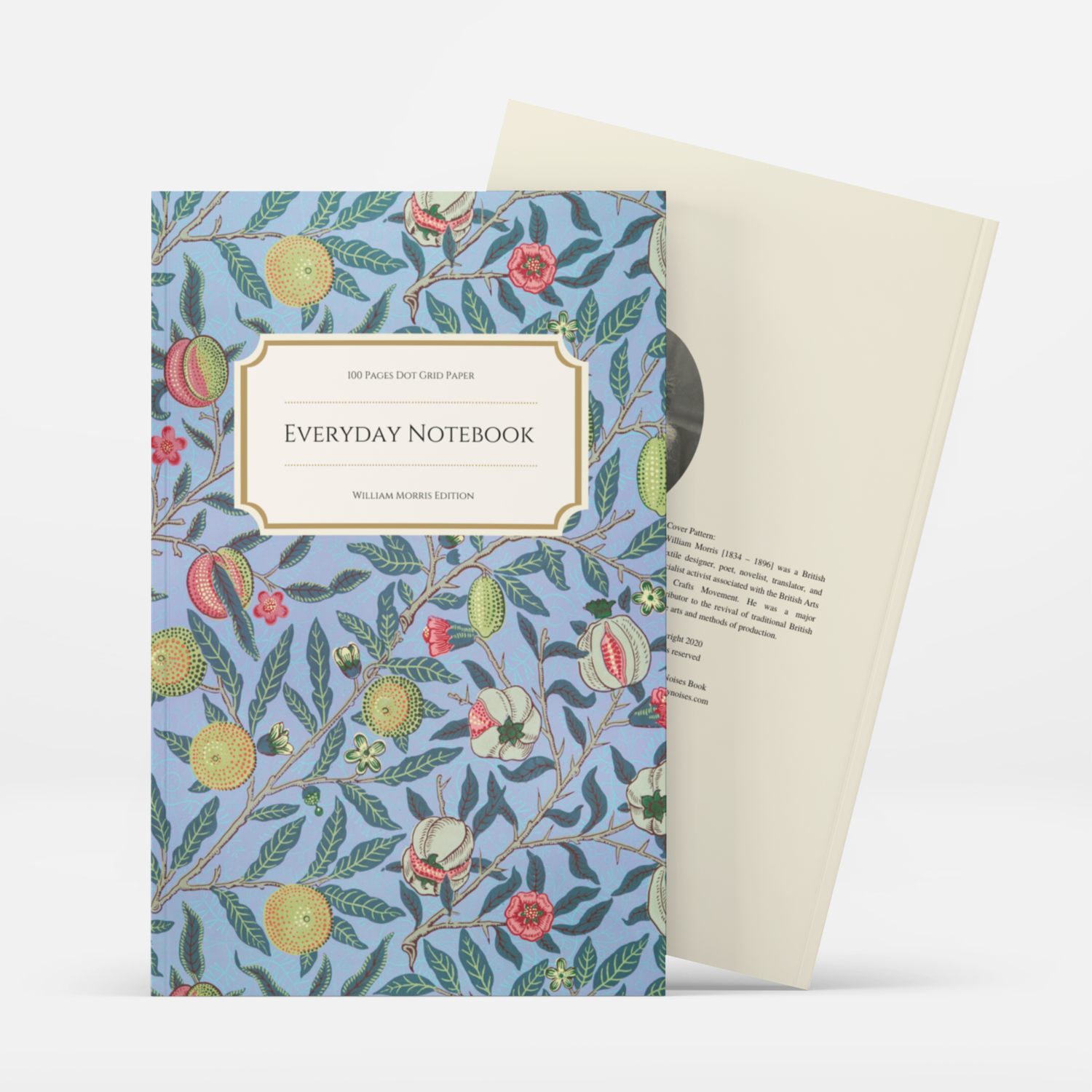 Everyday Notebook (William Morris Edition)