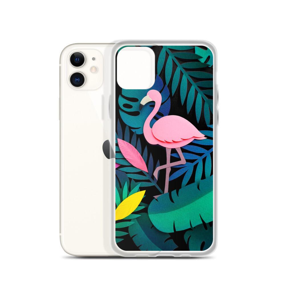 Tropical Botanic (iPhone Handyhülle)