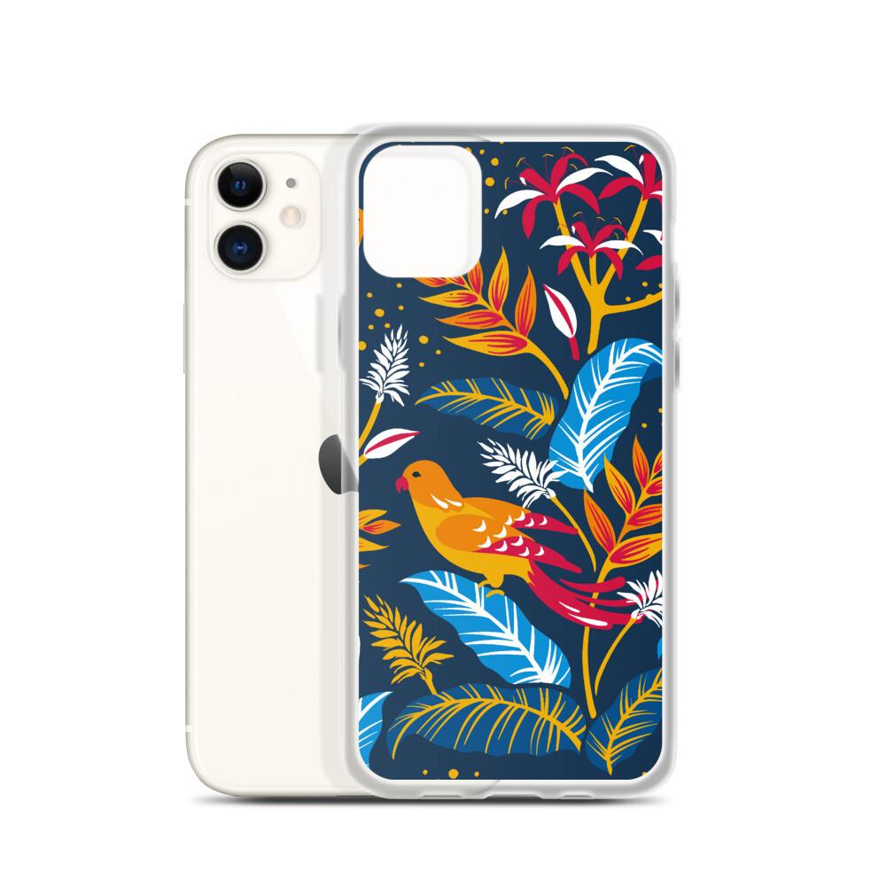 Colorful Birds (iPhone Handyhülle)