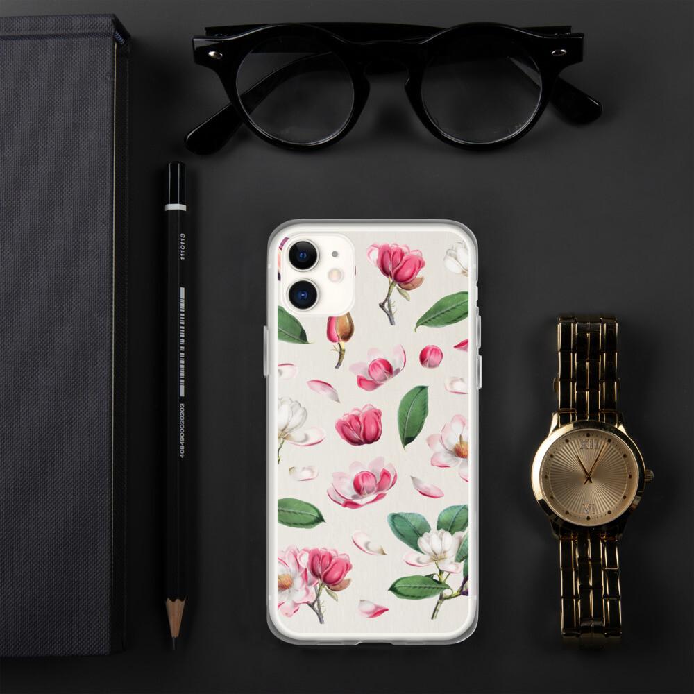 Magnolia Coco (iPhone Handyhülle)