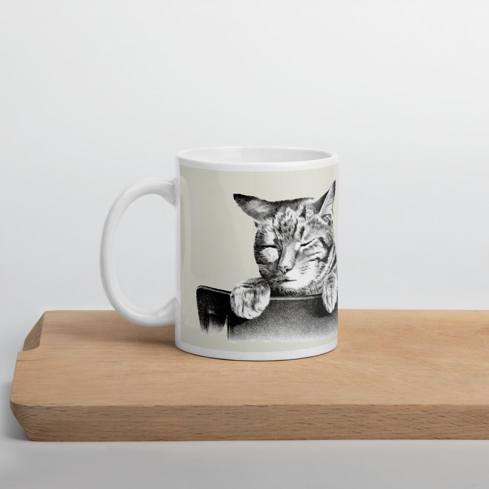 Cats by Thomas Hunter, Keramik Häferl