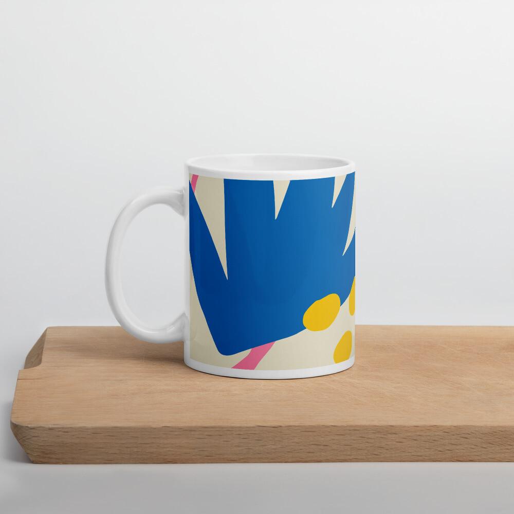 Tropical Blue, Keramik Häferl