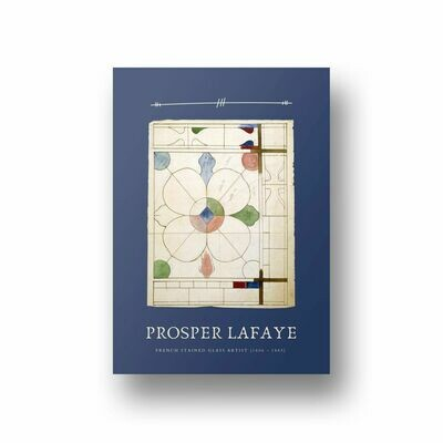 Prosper Lafaye, French Stained Glass Artist Edition 4