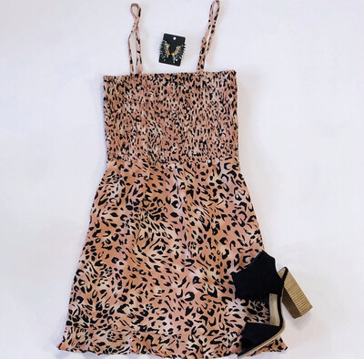 Buddy Love Halle Kitty Dress