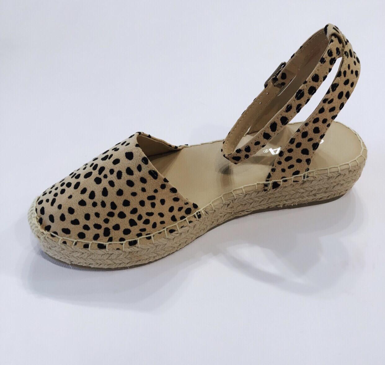 Wild Thang Platform Sandals