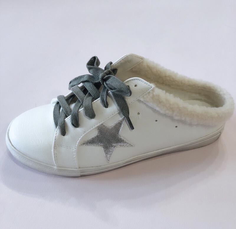 Fur Sneaker Slip-ons