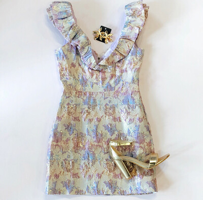Buddy Love Tea Party Dress