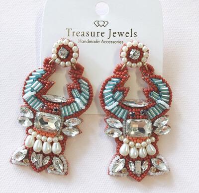 Glam Lobster Earring