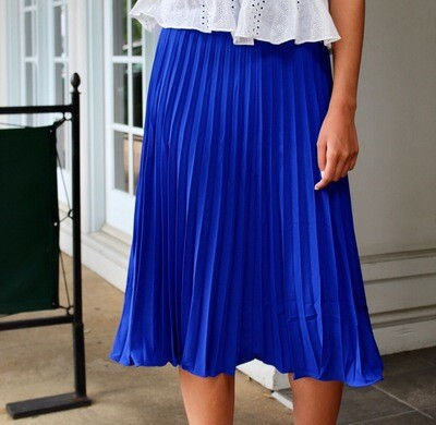 Royal Midi Skirt