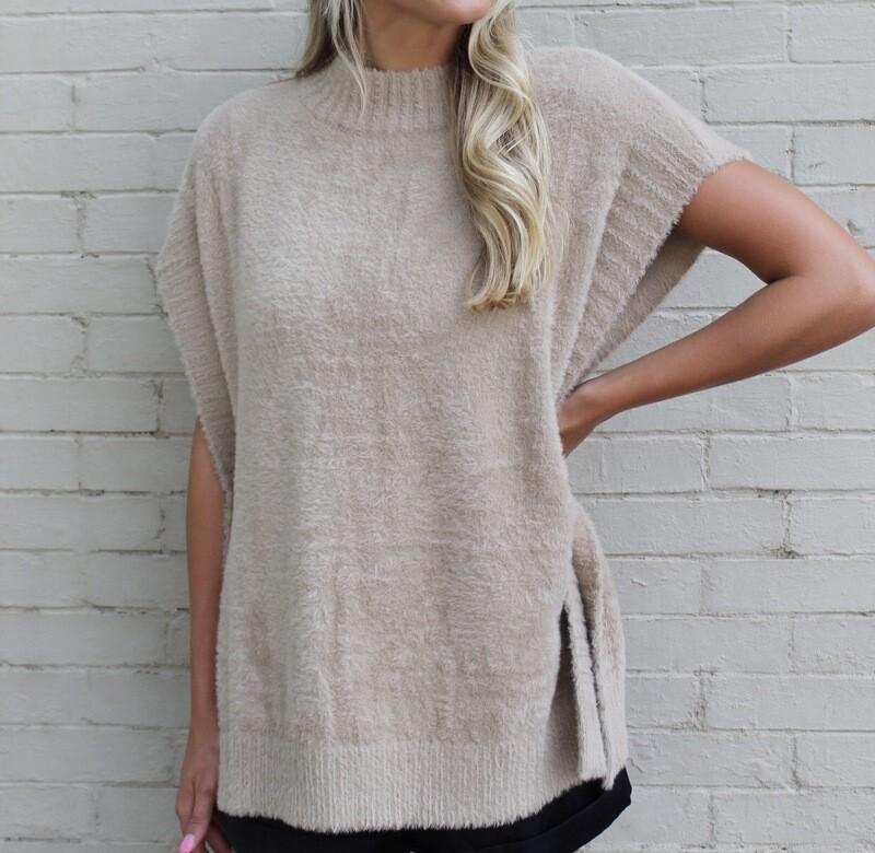 Cozy Latte Sweater