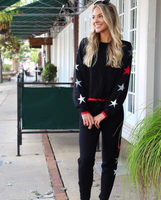 Star Quality Sweater Set