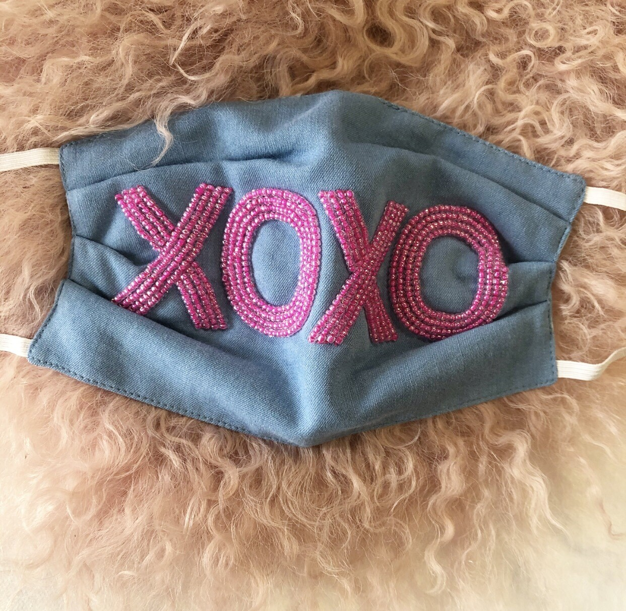Preorder Xoxo Mask |Ships In 3-4 Weeks|