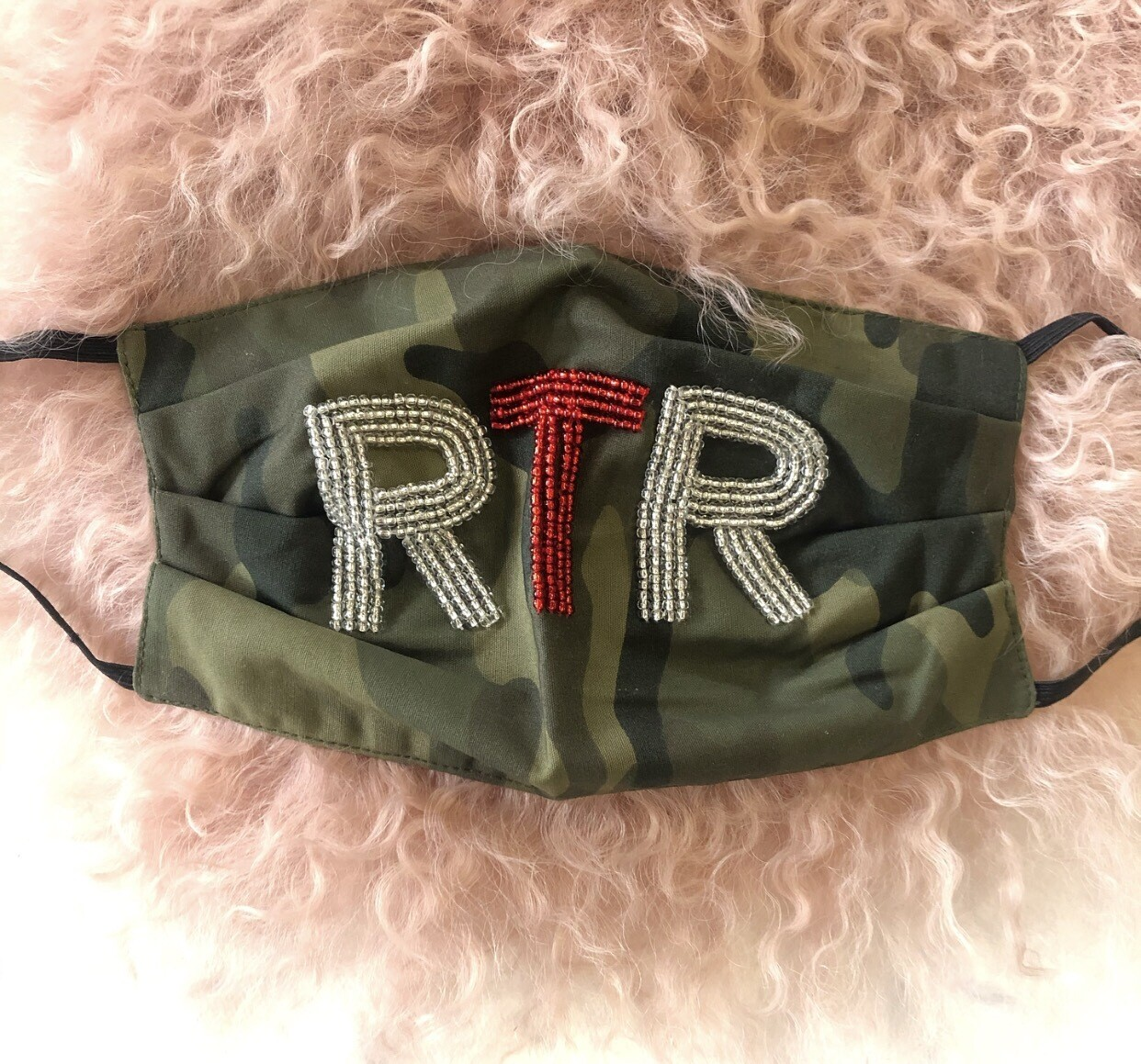 Preorder RTR Camo Mask |Ships In 3 Weeks|