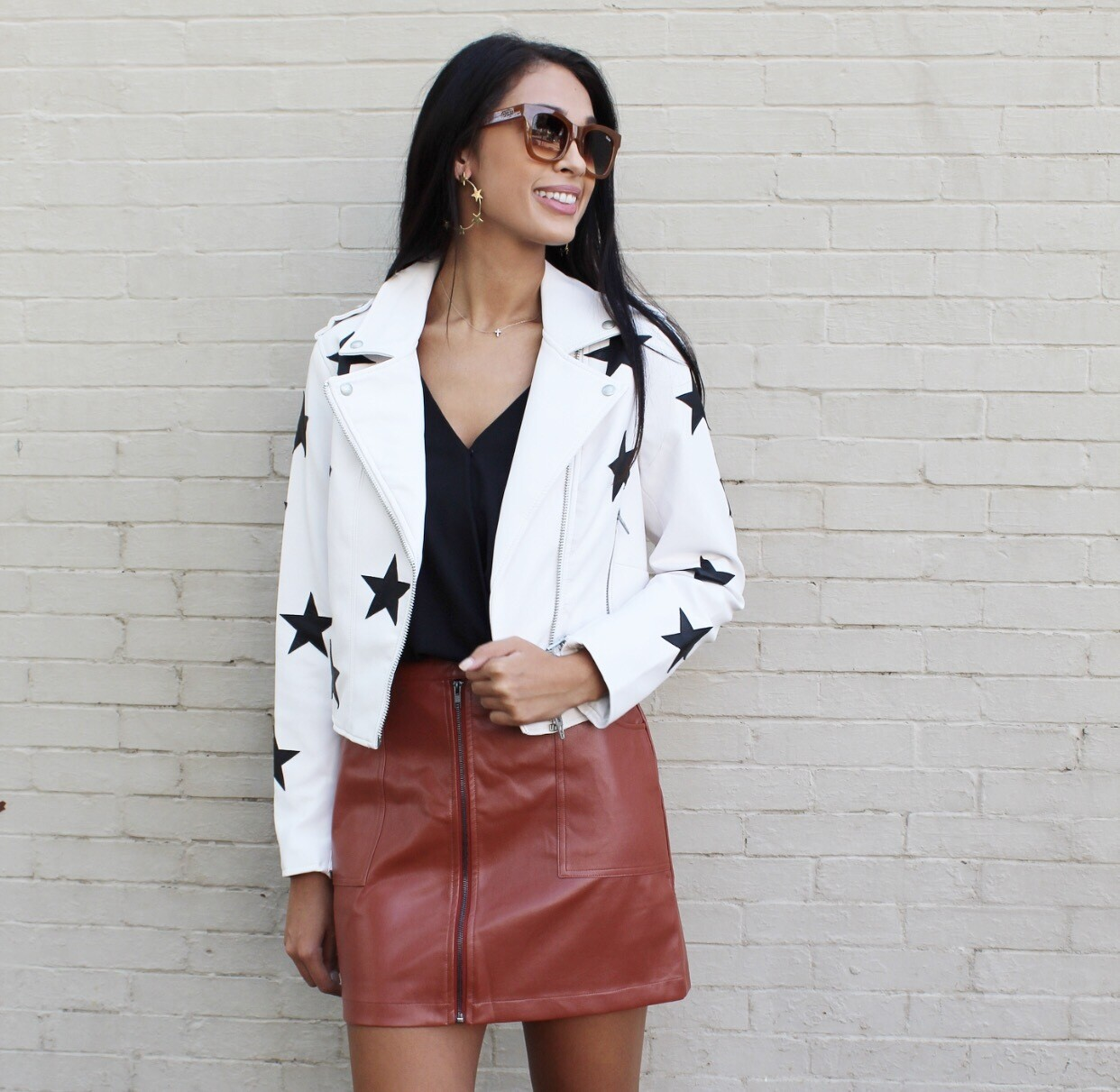 Superstar Blank NYC Jacket