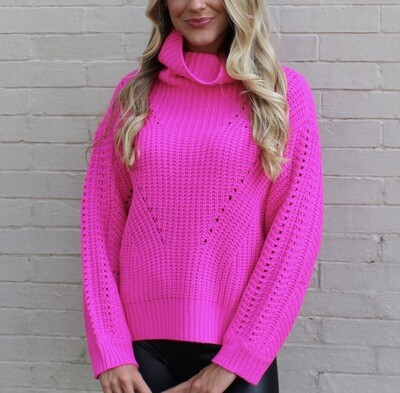 Barbie Pink Sweater