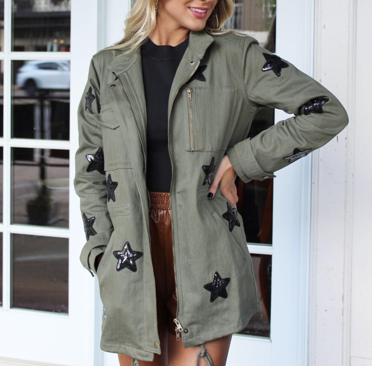 Army Star Jacket