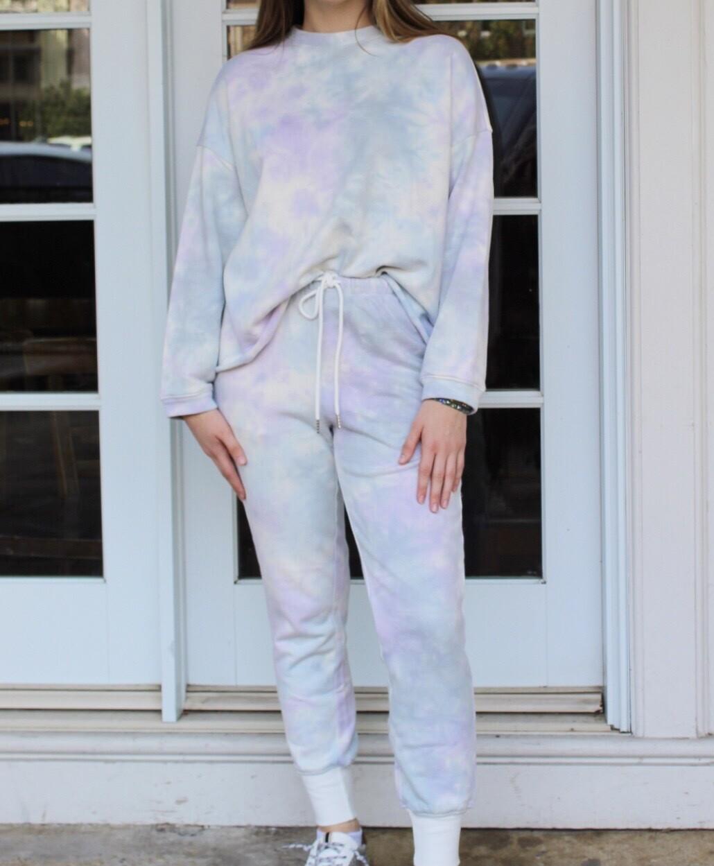 Tie Dye Jogger Set