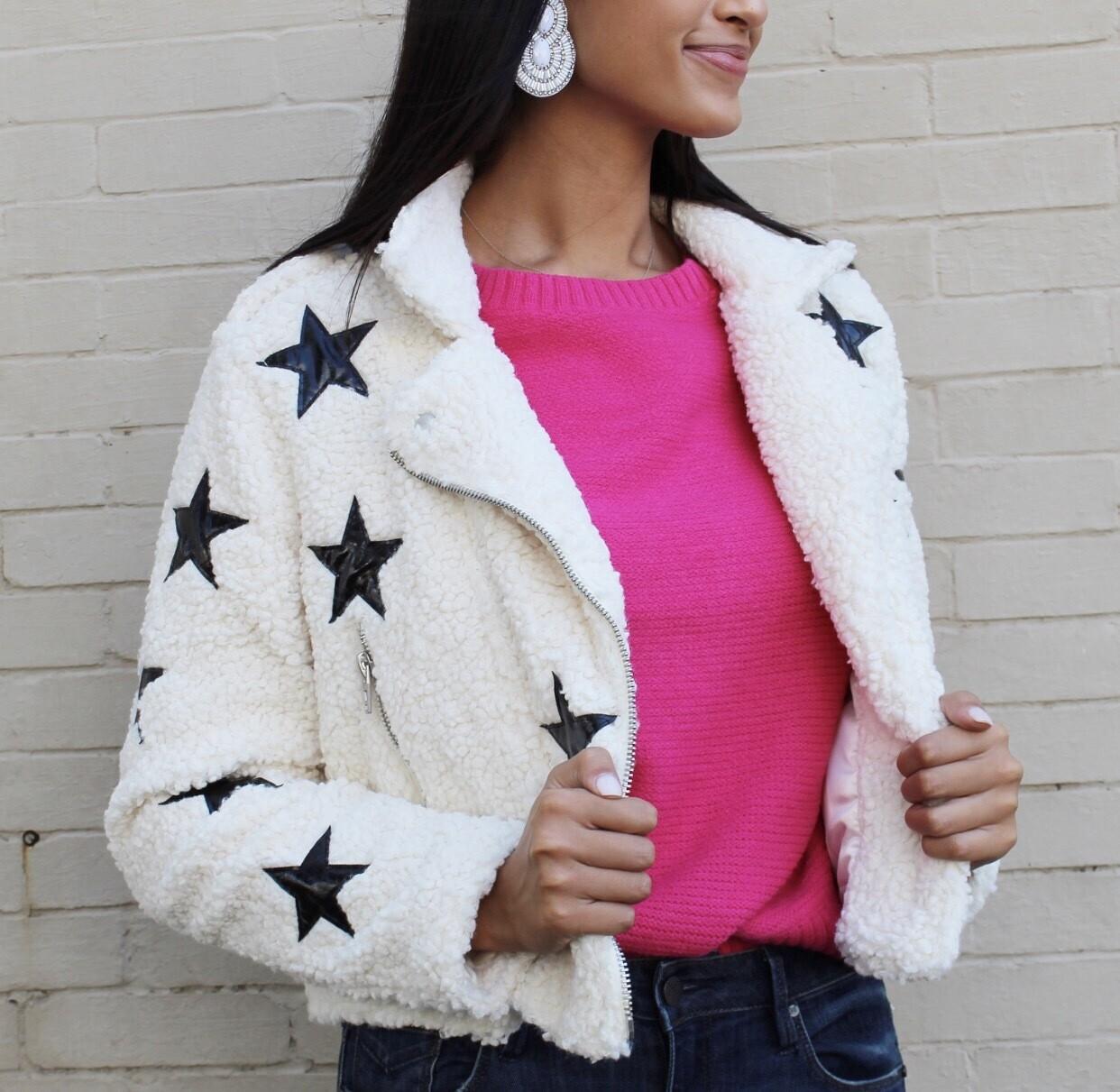 Sherpa Star Jacket