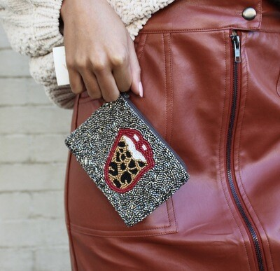 Rolling Stone Coin Purse
