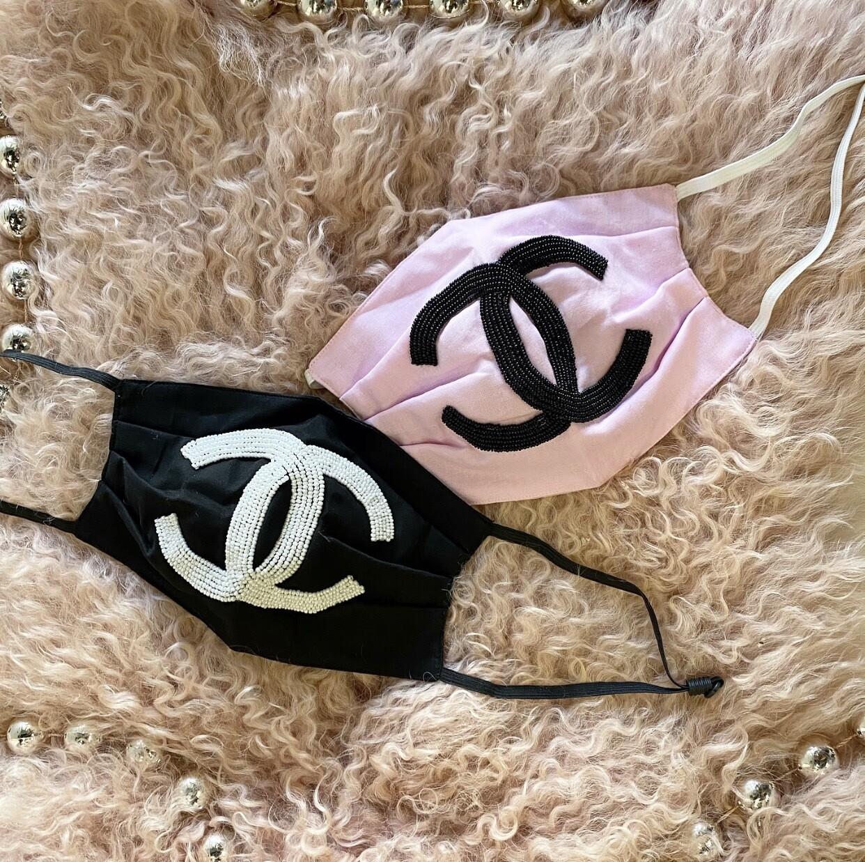 Baby Pink CC Mask