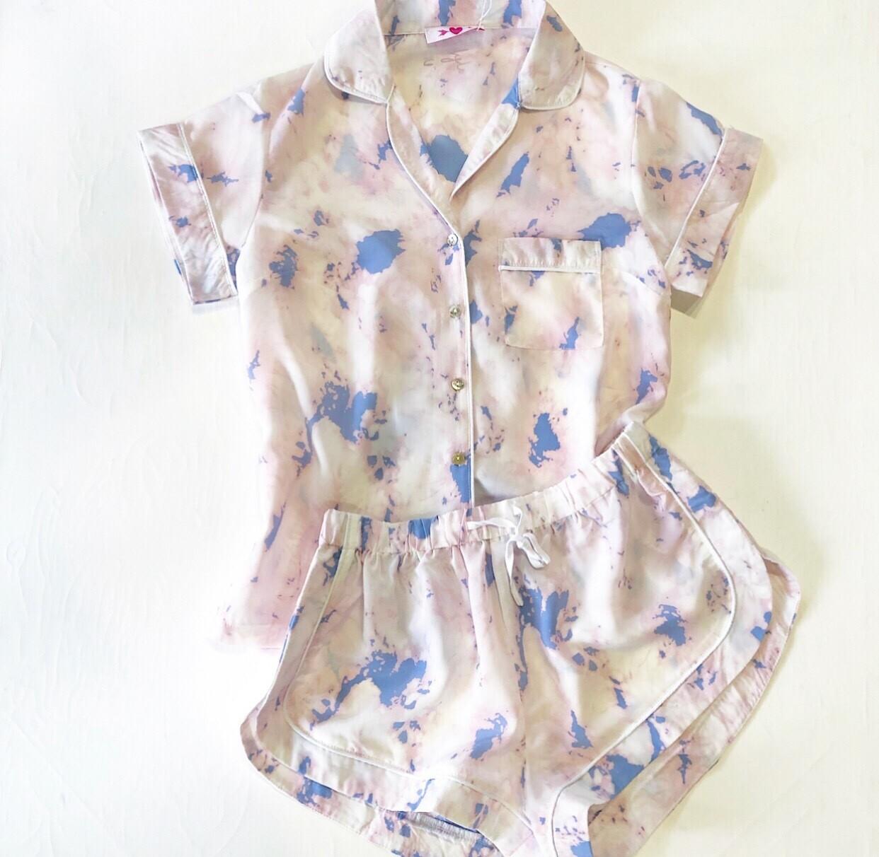 Wisteria Pajama Set