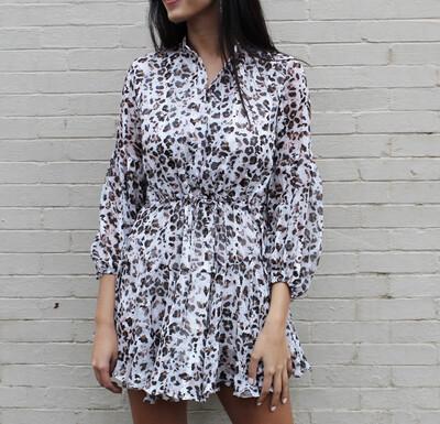 Kate Cheetah Dress