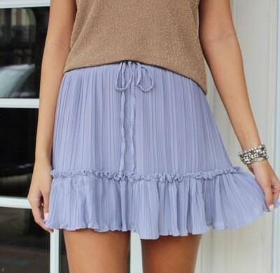 Slate Flirt Skirt