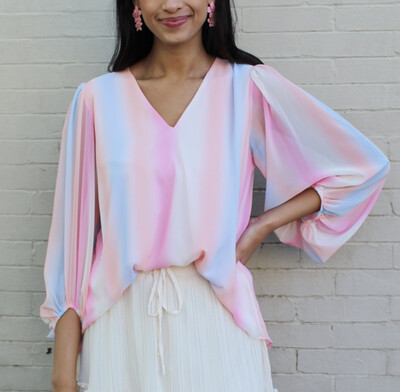 Sherbet Dreams Blouse
