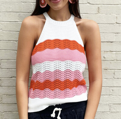 Crochet Summer Sweater