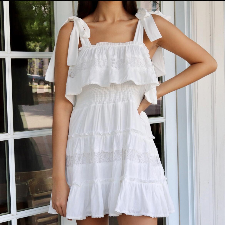 Lacey Flirt Dress