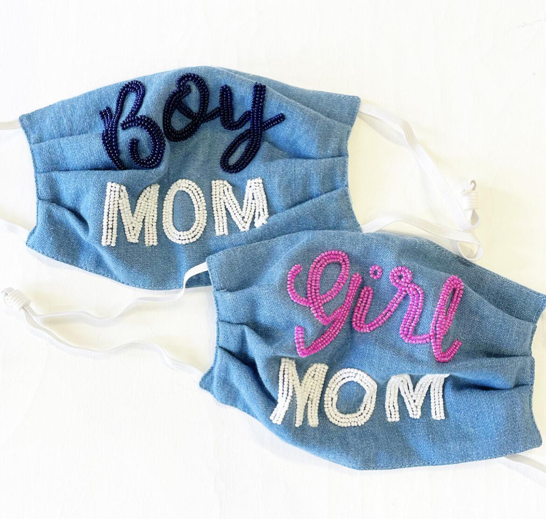 Girl Mom Mask