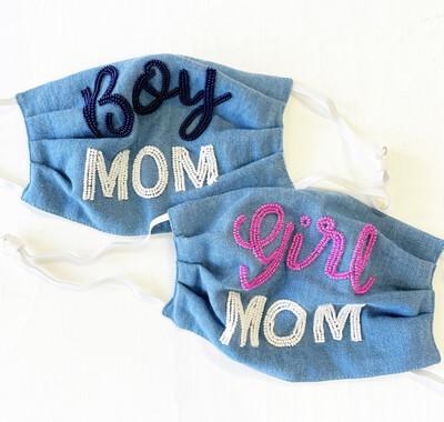Boy Mom Mask