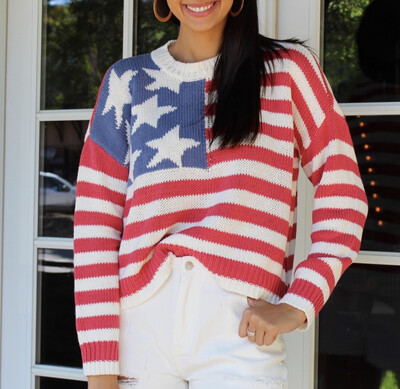 Patriot Sweater