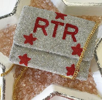 Preorder Silver RTR Gameday Bag (3-4 Week Ship Time)