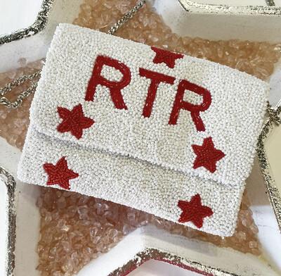 Preorder White RTR Gameday Bag (3-4 Week Ship Time)