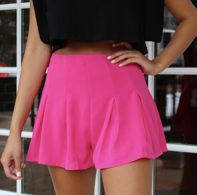 Barbie Pleated Short
