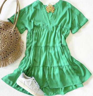 Kelly Baby Doll Dress