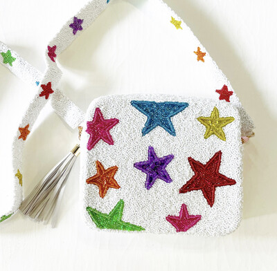 Rainbow Star Crossbody