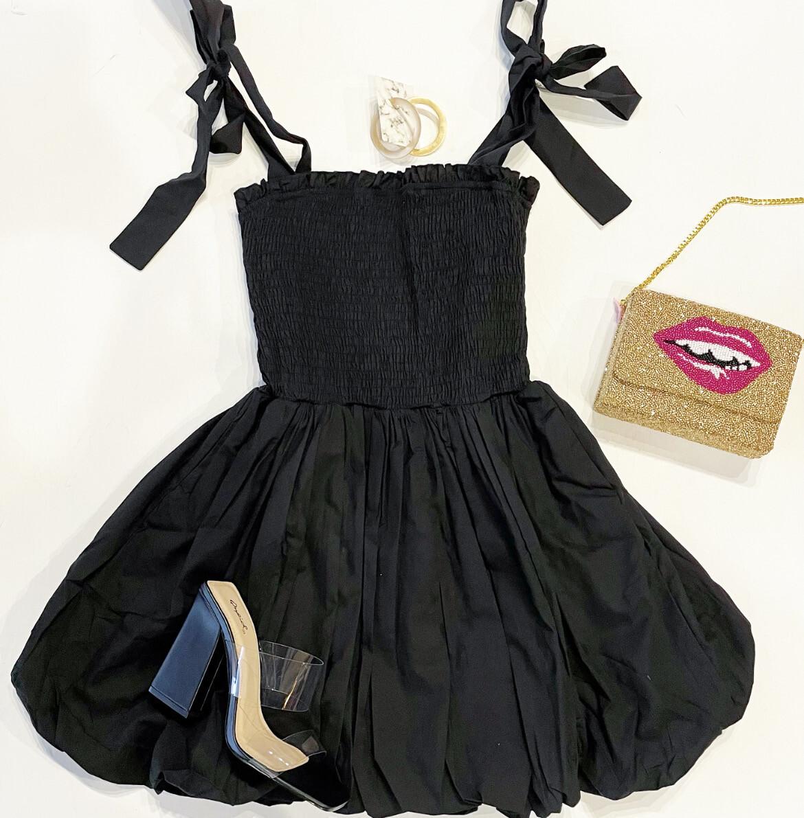 Smocked Bubble Dress