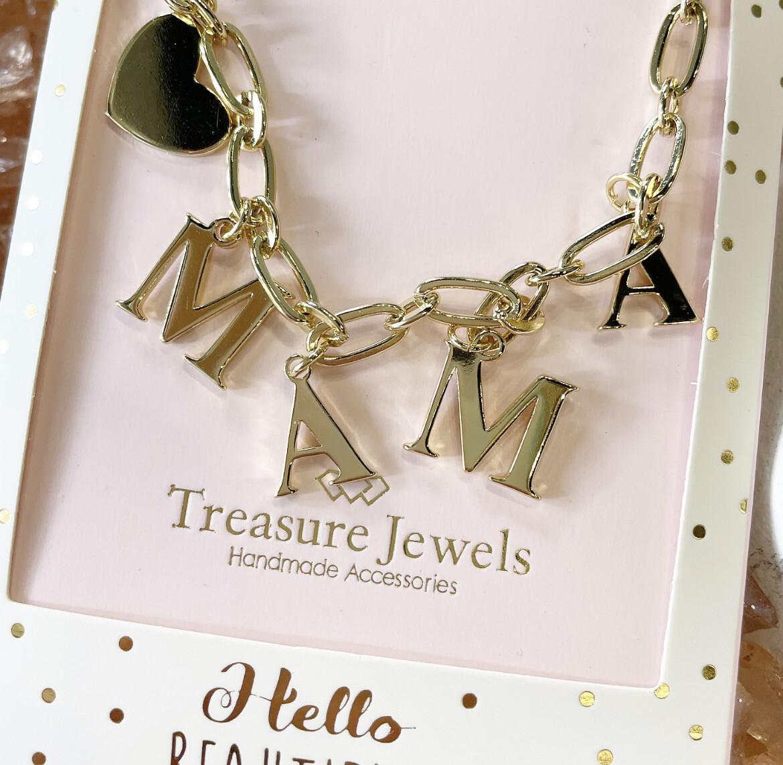 """Mama"" Necklace"