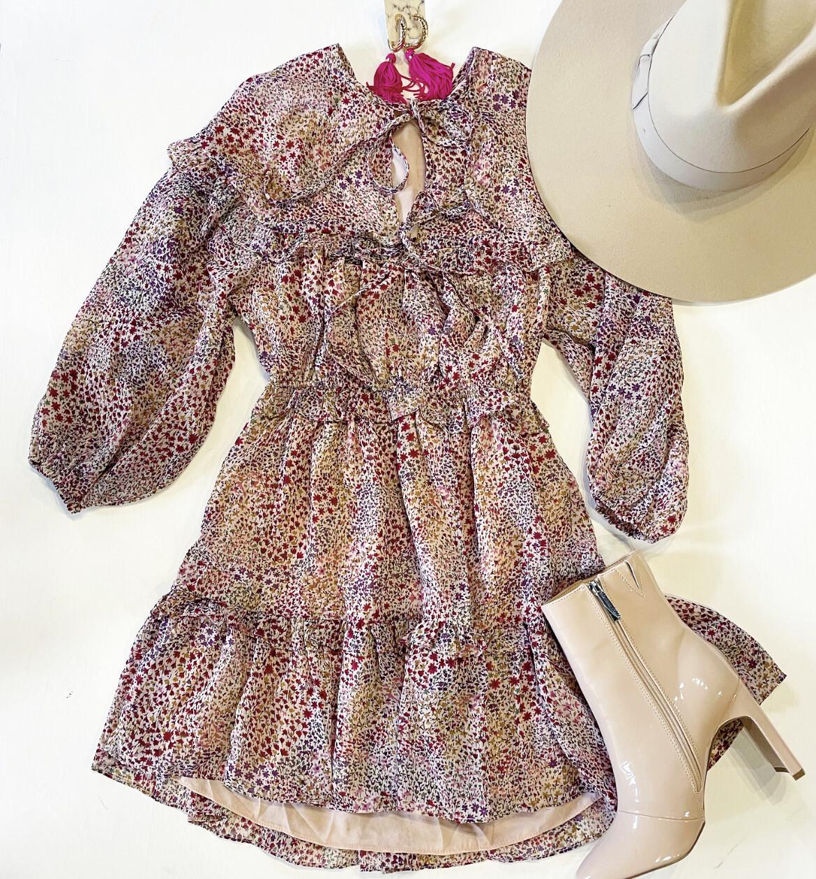 Lily Wildflower Dress