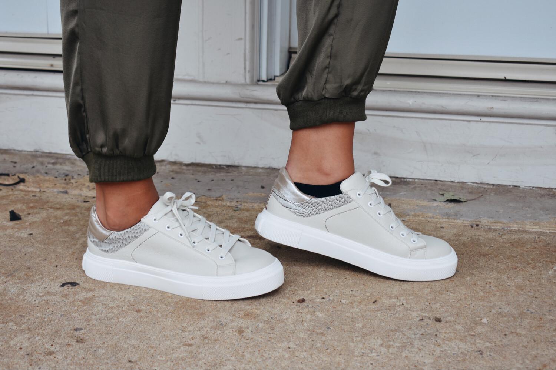 All Season Platinum Sneaker