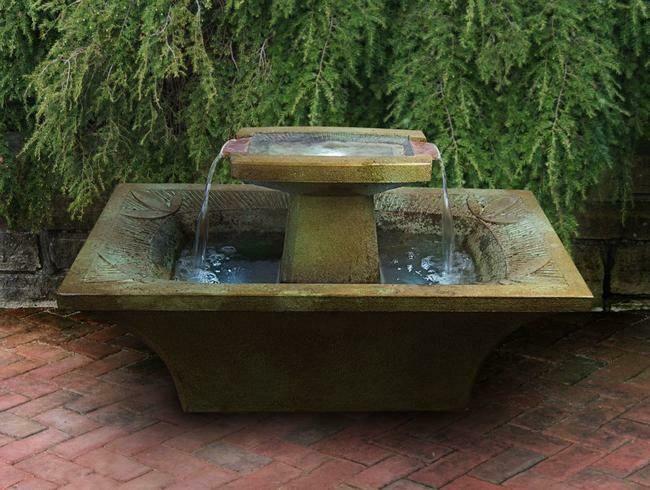 Henri Studios - Art Deco Fountain
