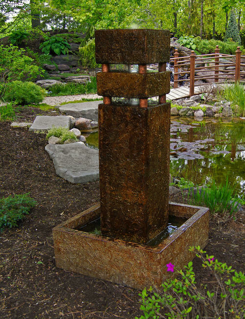 Henri Studios - Monolith Fountain