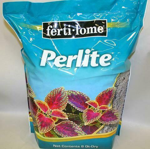 Ferti-lome Perlite 8 Qt. bag