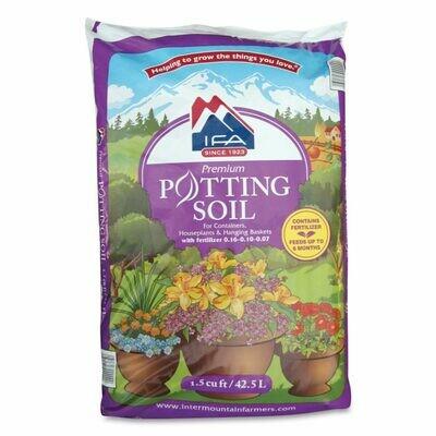 IFA Premium Potting Soil 1.50 cu. ft. bag